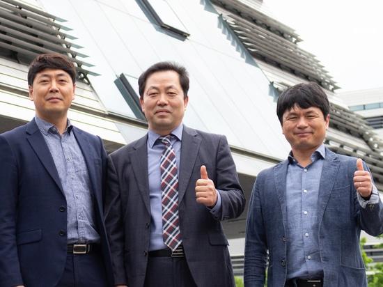 Neuer Partner in Südkorea