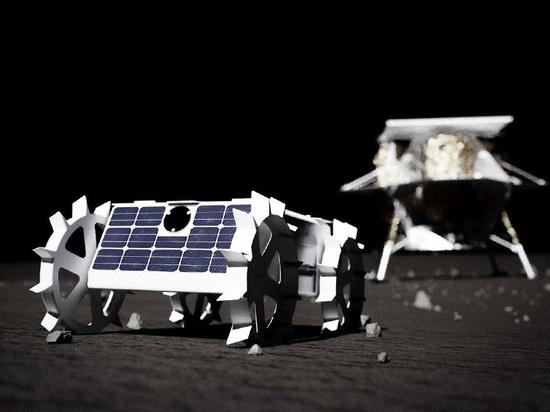 Carnegie Mellon Robot, Kunstprojekt zur Mondlandung im Jahr 2021