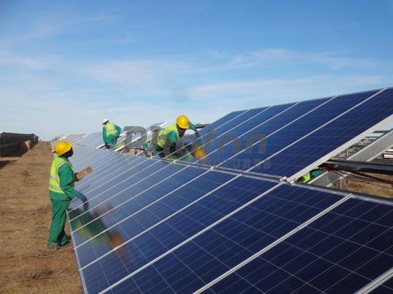 Der konsolidierte Reingewinn von Scatec Solar sank im zweiten Quartal 2019 yoy