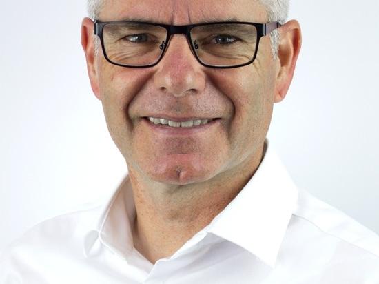 Volker Schlautmann, Leiter der Sparte Spanntechnik von RINGSPANN
