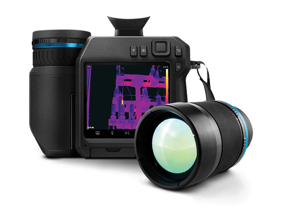 Wärmebildkamera rationalisiert industrielle Inspektionen