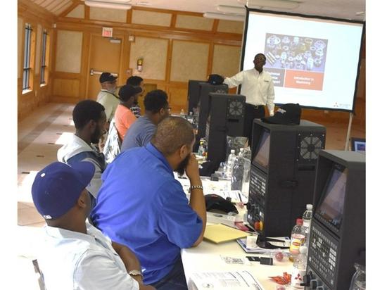 Mitsubishi Electric führt ein Personalentwicklungsprogramm in Houston durch