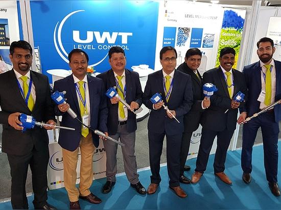 Team von UWT Indien