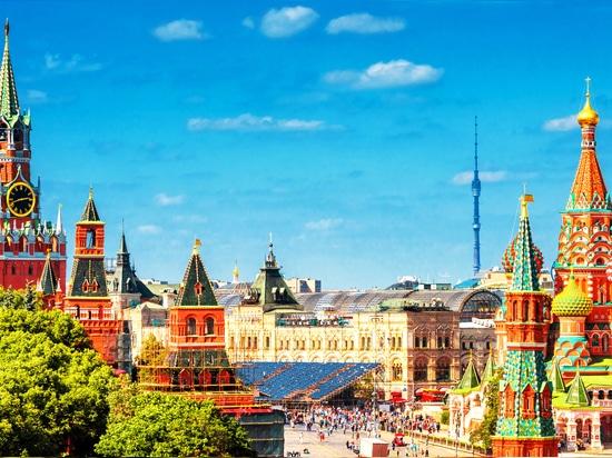 Moskau - viele atemberaubende Sehenswürdigkeiten