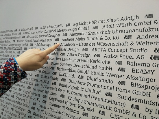 AMF ist GERMAN DESIGN AWARD WINNER 2019