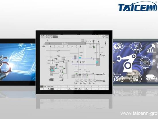 TAICENN Vollständige Palette Touch Panel PC