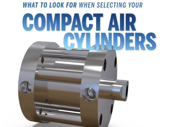 Was Sie bei der Auswahl Ihrer kompakten Luftzylinder beachten sollten