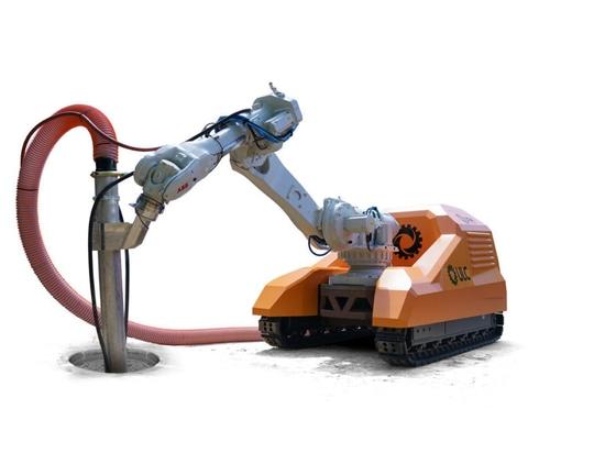 ULC Robotics, SGN entwickelt vollelektrischen Ausgrabungsroboter
