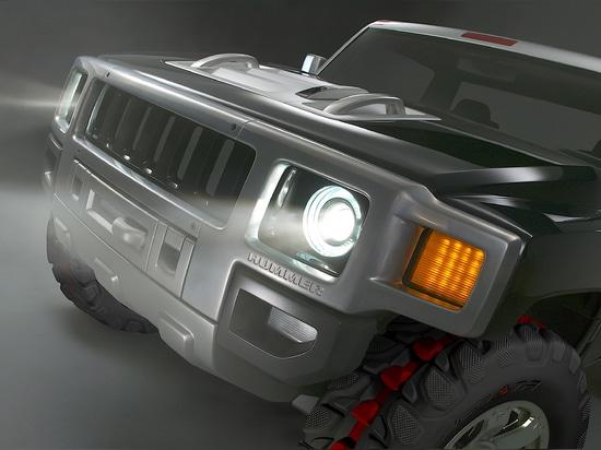 GM wird den Hummer als Elektro-Off-Roader wiederbeleben