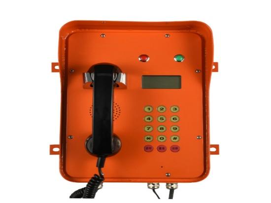 Einführung des robusten Industrietelefons von Joiwo mit LCD-Display