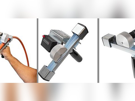 Neues Messinstrument M3-HANDLE - Ø22mm