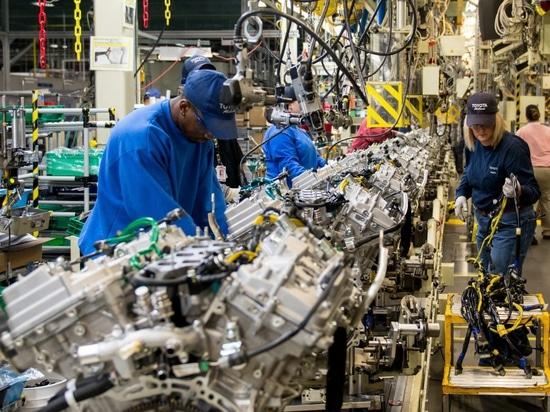 Die Toyota-Umweltherausforderung 2050 fordert das Unternehmen auf, die CO2-Emissionen seiner weltweiten Produktionsanlagen bis 2050 zu eliminieren.