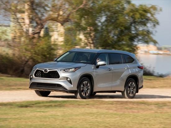 Das Werk in Huntsville stellt Motoren für beliebte Toyota-Fahrzeuge wie den Toyota Highlander 2020 her