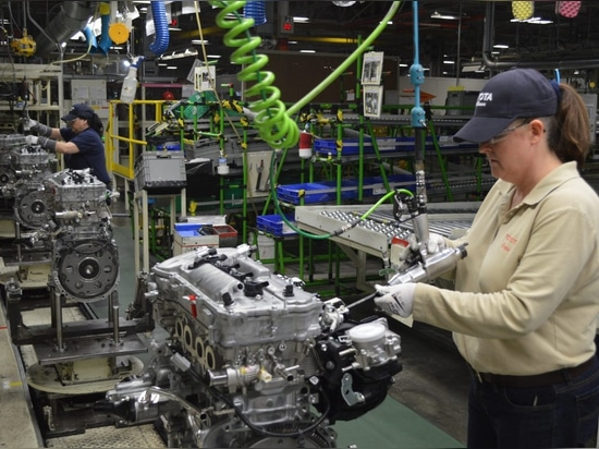 Toyota Motor Manufacturing Alabama