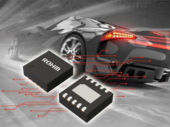 ROHM präsentiert ultrakompakten LED-Treiber für LED-Leuchten im Automobil