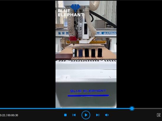 Video zur CNC-Maschinenbearbeitung