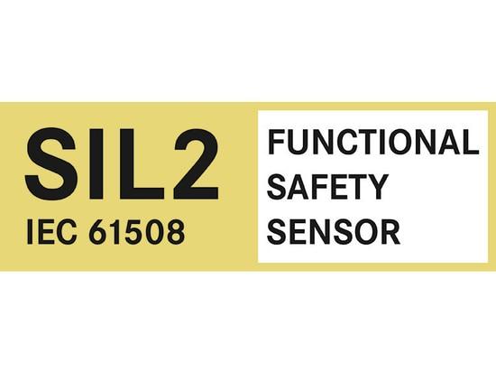 Logo SIL2 Zertifizierung