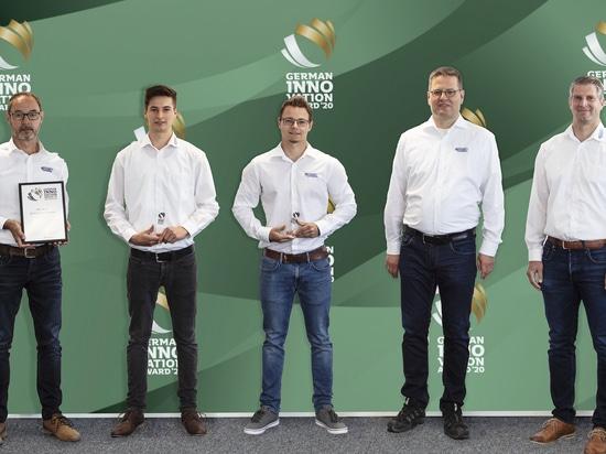 """Schlegel erhält den """"German Innovation Award"""""""