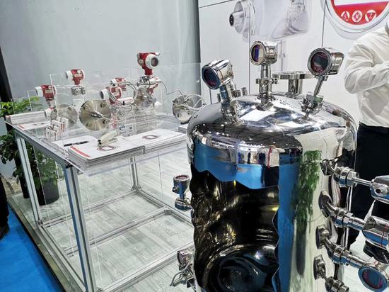 LEEG nahm an der BIO CHINA 2020 teil