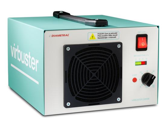 Ozonerzeuger VirBuster 20000E