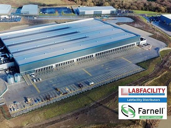 Farnell, ein Hauptvertriebspartner für Laboreinrichtungen