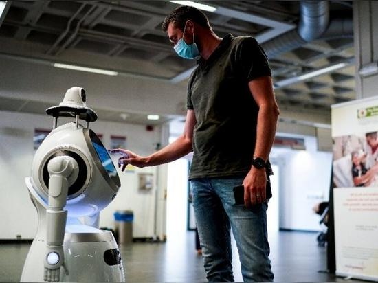 Wie Roboter als Reaktion auf COVID-19 unentbehrlich wurden