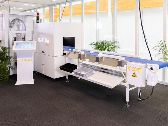 Industrie 4.0 in der 3D-Druck-Nachbearbeitung