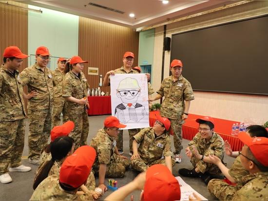 GEP ECOTECH Marketing Team Development Training fand einen erfolgreichen Abschluss