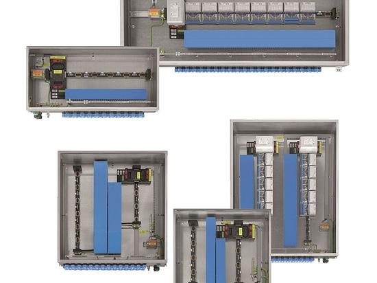 IS1+-Standardgehäuse: schnell zum Remote I/O für Zone 1