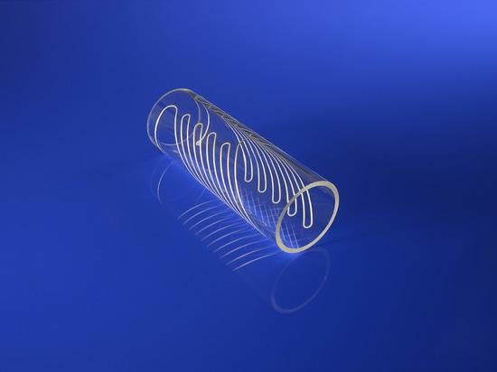 Zylinder, der die Funktionsoberflächen auftreten als Sensoren kennzeichnet.