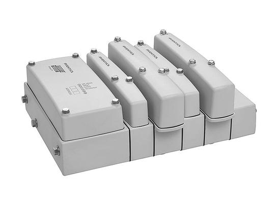 EHEDG-zertifiziertes Ventilsystem mit Ethernet