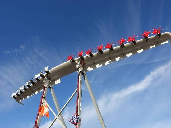 Fotos des Tages: Experimenteller Flügel prüft elektrische Antrieb-Technologie