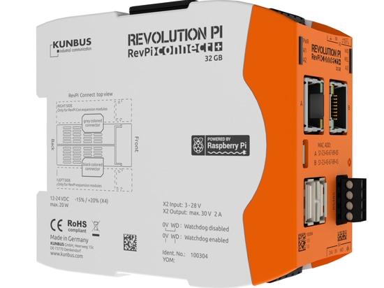 RevPi Connect+ 32 GB