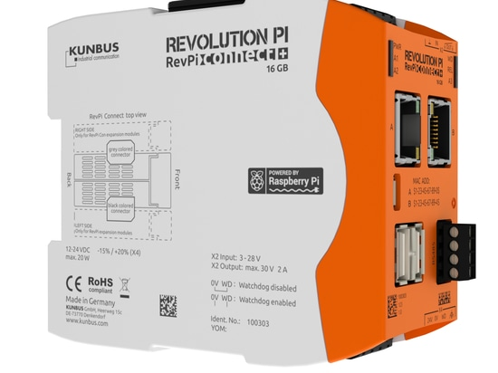 RevPi Connect+16 GB