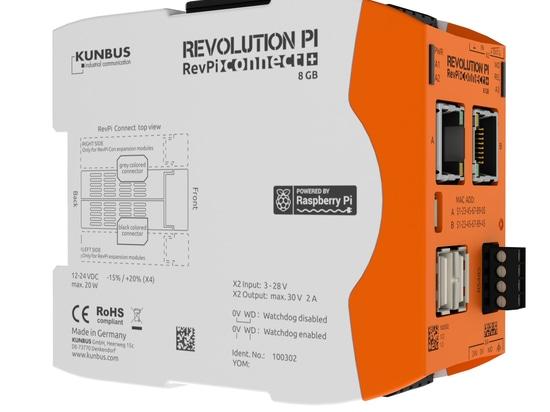 RevPi Connect+ 8GB