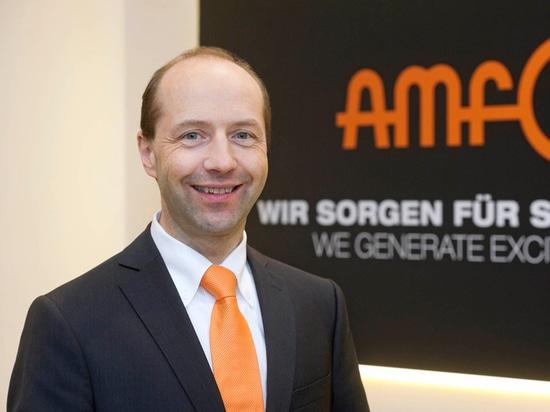 AMF mit innovativen Produkten rund um Automatisierung weiterhin auf Wachstumskurs