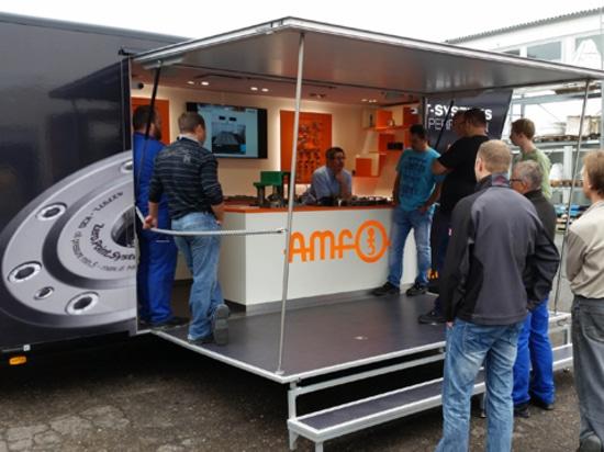 Das AMF-Showmobil Andreas
