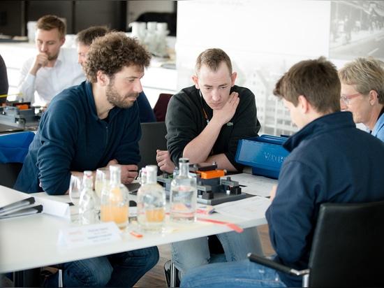 Positive Resonanz der Teilnehmer beim AMF-Workshop