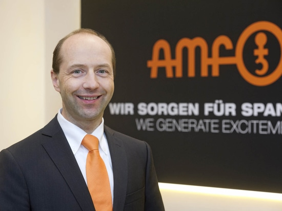 Johannes Maier, geschäftsführender Gesellschafter der Andreas Maier GmbH & Co. KG (AMF)