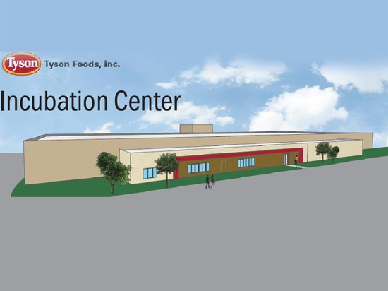 Tyson Foods Incubation Centre, Arkansas