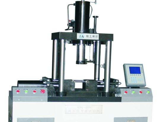 Vertikale Nebentätigkeits-Stations-hydraulische verbiegende Prüfmaschine YGBS-500A