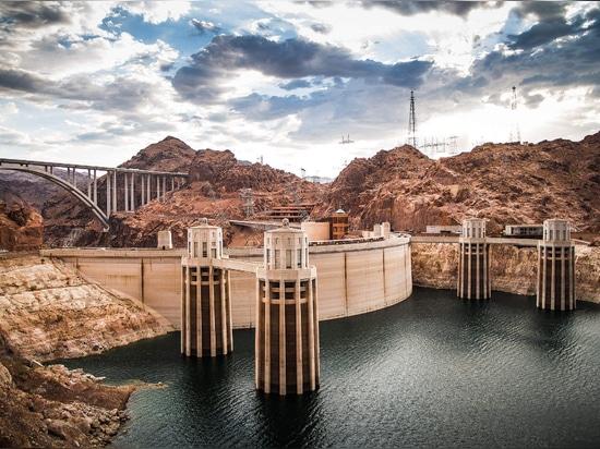 Plan, zum von Energie-Kapazität von Hooverdamm aufzuladen