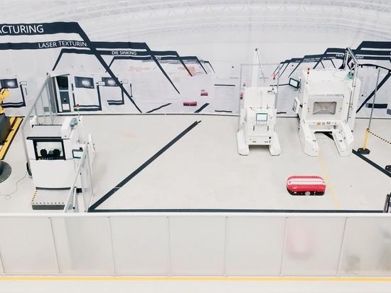 NextGenAM-Projekt startet ersten Piloten Facility