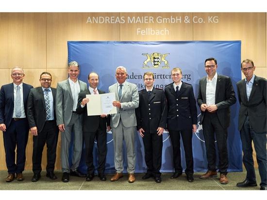 AMF ist ehrenamtsfreundlicher Arbeitgeber