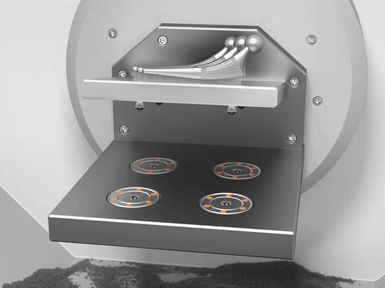 Nullpunktspanntechnik in der Additiven Fertigung