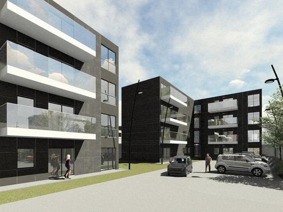 Londoner Stadtverwaltungen unterzeichnen modularen Wohnungsversorgungsvertrag