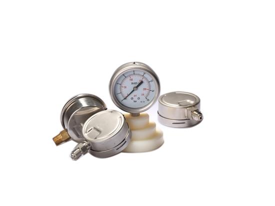 Vorsichtsmaßnahmen bei der Verwendung von Druckmessgeräten