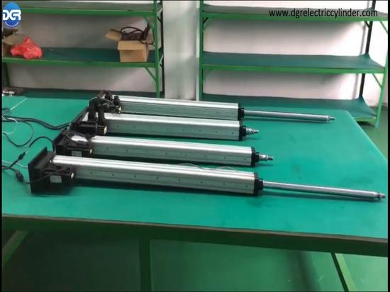 Elektrische Zylinderlaufprüfung