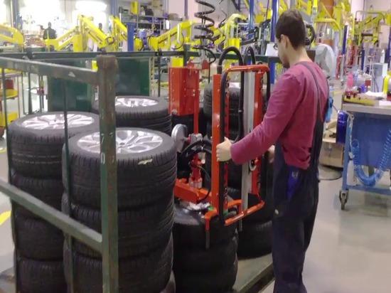 Positionierer Räder - Reifen