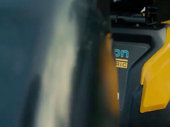 Cub Cadet stellt elektrische Aufsitzrasenmäher vor
